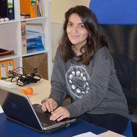 Bianca Frota Torres AIESEC önkéntes Brazíliából
