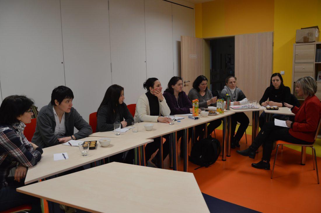Csányi Foundation   Parent's Meeting